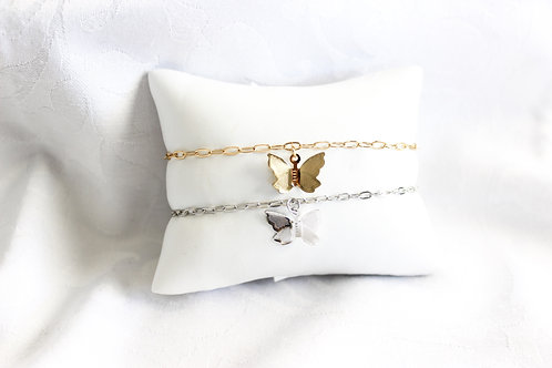 Bracelet Borboleta