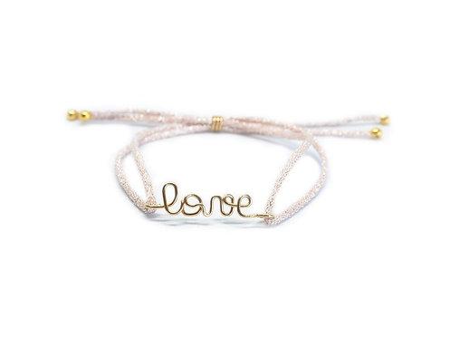 Bracelet Lettering