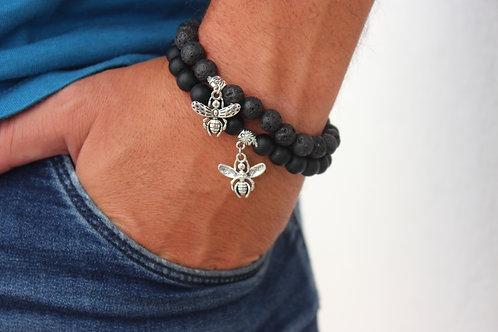 Bracelet Abeille Homme n°2