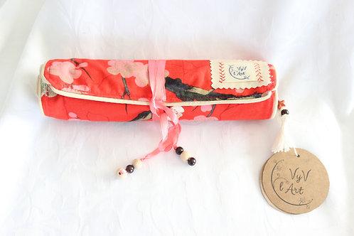 Etui Bijoux Voyage Vyv L'Art Vermelho