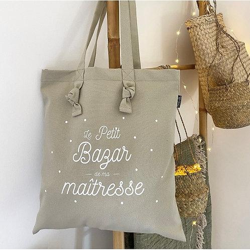 Tote Bag Maîtresse