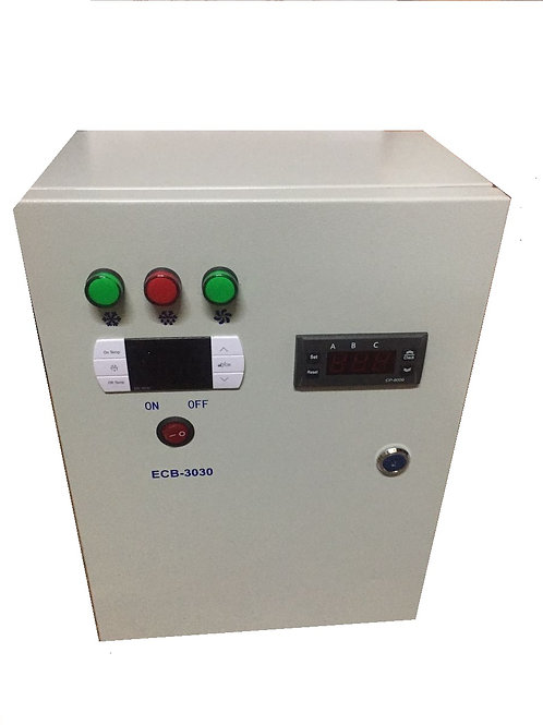 ECB-3030 10HP Electrical Control Box For Freezer Room