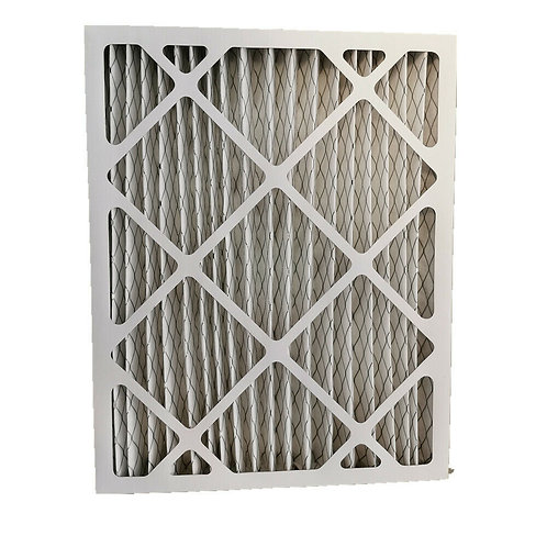High Capacity MERV 8-9 Pleated Panel Filter 508X635X50mm