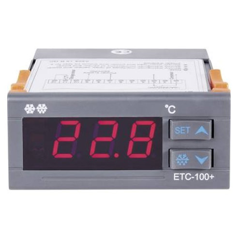 ETC-100+  Microcomputer Temperature Controller