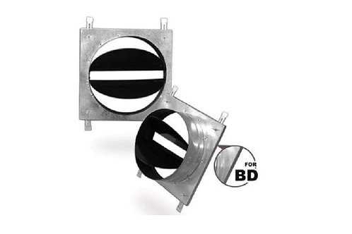 NA-BD-N 375mm x 350mm NECK ADAPTOR FOR BD