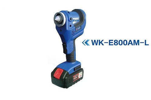 WK-E800AM-L ELECTRIC CORDLESS FLARING TOOL