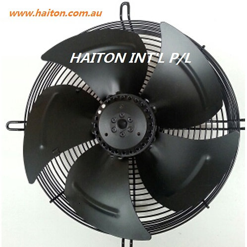 500mm Top Quality Ref&Air-Con New Axial Fan YWF4D500mm 415V 3 Phase SUCTION WG