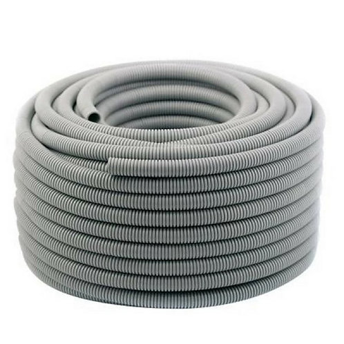 25mm * 25m 750N Corrugated Conduit ( Grey)