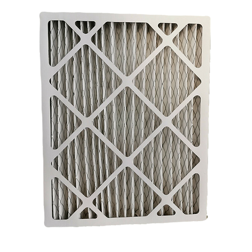High Capacity MERV 8-9 Pleated Panel Filter 508X508X50mm