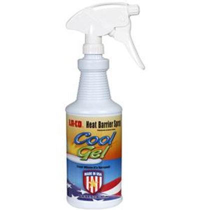 Cool Gel Heat Barrier spray 16 Oz 11513
