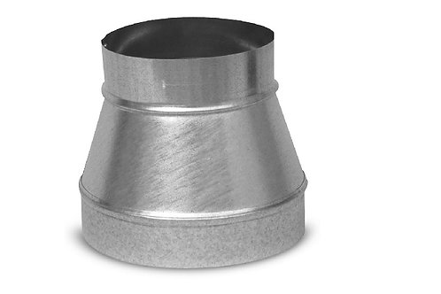 300MM-250MM DUCTING METAL REDUCER WITH INSULATION