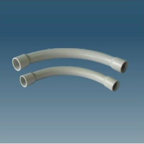 25MM Grey Sweep Bend 90 degree (HD, UV resistance)