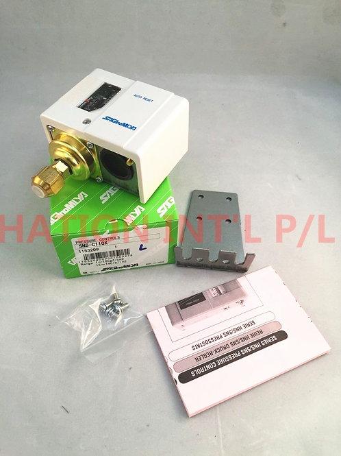 SAGLNOMIYA SNS-C110X PRESSURE CONTROL/SWITCH low pressure