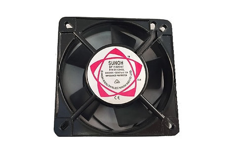 SF11025AT AC AXIAL FAN 110X110X25 220-240V 0.10A IMPEDANCE PROTECTED
