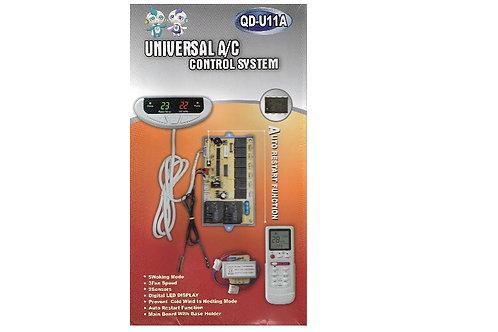 QD-U11A  UNIVERSAL  A/C  REMOTE SYSTEM
