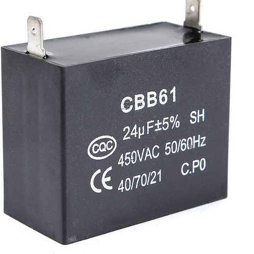 CBB61 CAPACITORS 2UF
