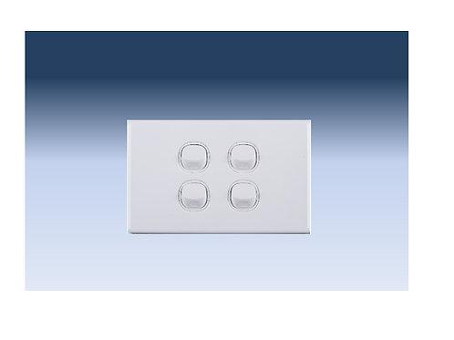 Four Way Mini Switch 10A 250V