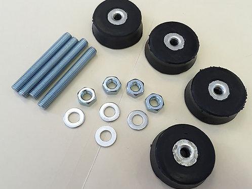 Antivibration Damper S60R(4pcs) for air-con/generators/ eledctric motors