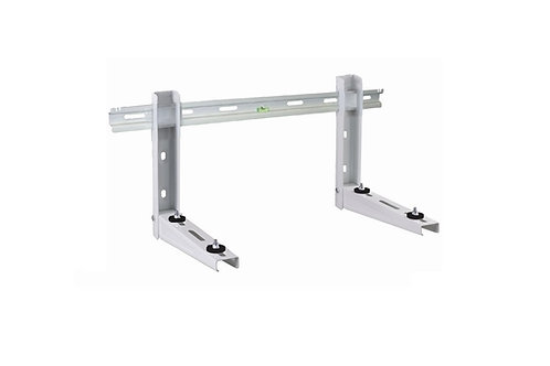Air-con Powder Coated Bracket 450mm with cross bar up to 180KG