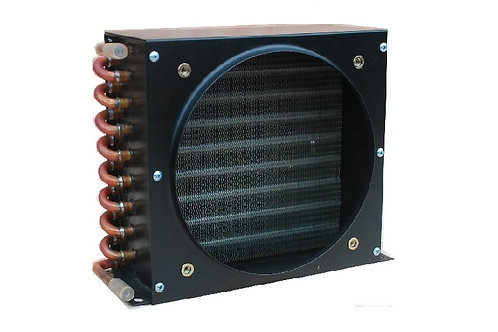 FNF8.8/28  4HP 2 FANS AIR COOLED CONDENSER WITHOUT FAN