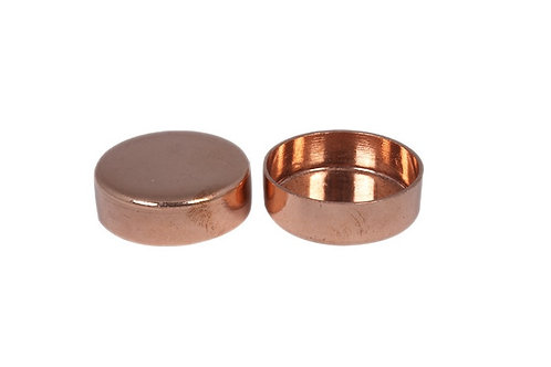"7/8"" COPPER END CAPS"