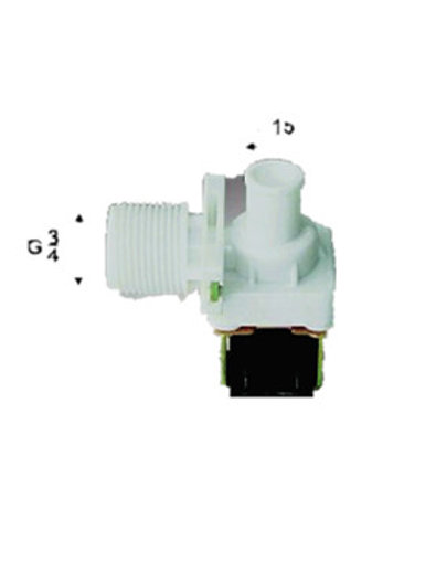 XJD-01 DISHWASHER WATER INLET / DRAIN VALVE 10L/m AC240V