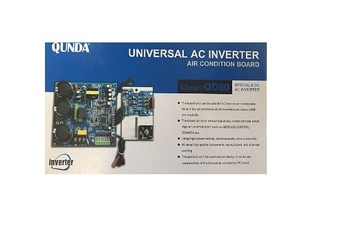 QD80  UNIVERSAL  A/C INVERTER CONDITION REMOTE SYSTEM