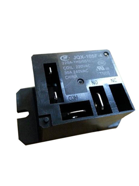 Refrigeration Parts MINIATURE HIGH POWER RELAY JQX-116F-2