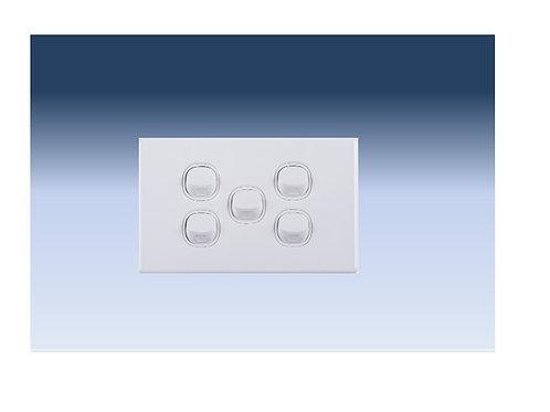 5 Way Mini Switch 10A 250V