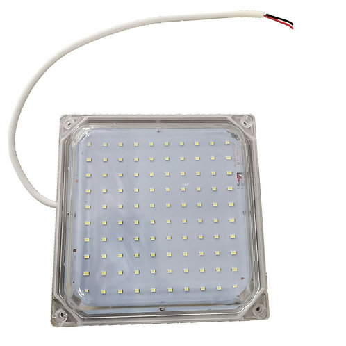 IP68 WHITE LED COLD STORAGE LAMP 20W 220V -40 ~ 50 Degree
