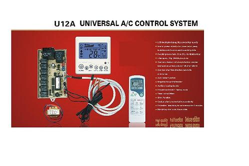 QD-U12A  UNIVERSAL  A/C  REMOTE SYSTEM