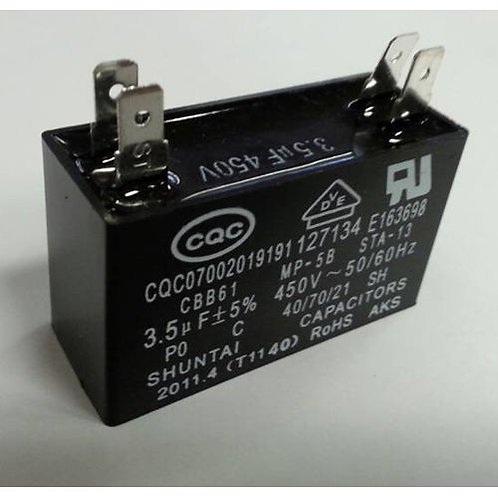 CBB61 CAPACITORS 5.5UF