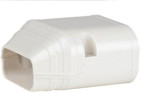 TRUNKING TD02-G DUCT CONNECTOR 100MM