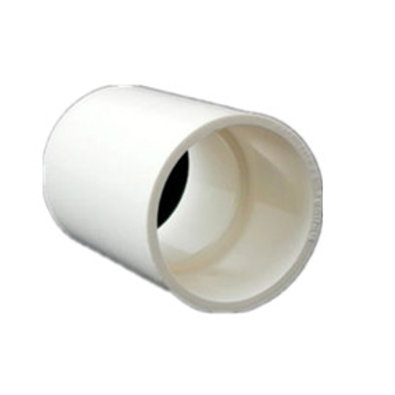 PVC Air Cond & Refrig 25mm Double End Socket