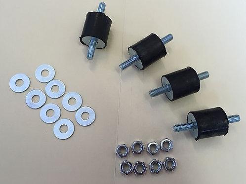 Antivibration Damper CL50(4pcs) for air-con/generators/ eledctric motors