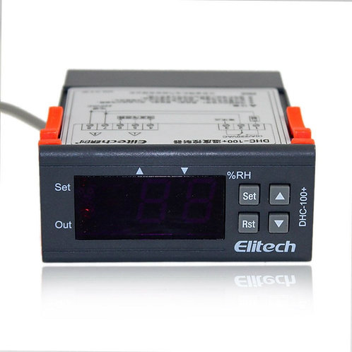 DHC-100+ All-Purpose Air Humidity Control Controller