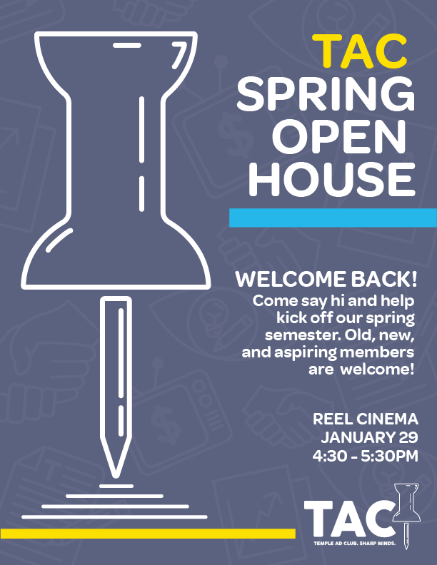 TAC Spring Open House