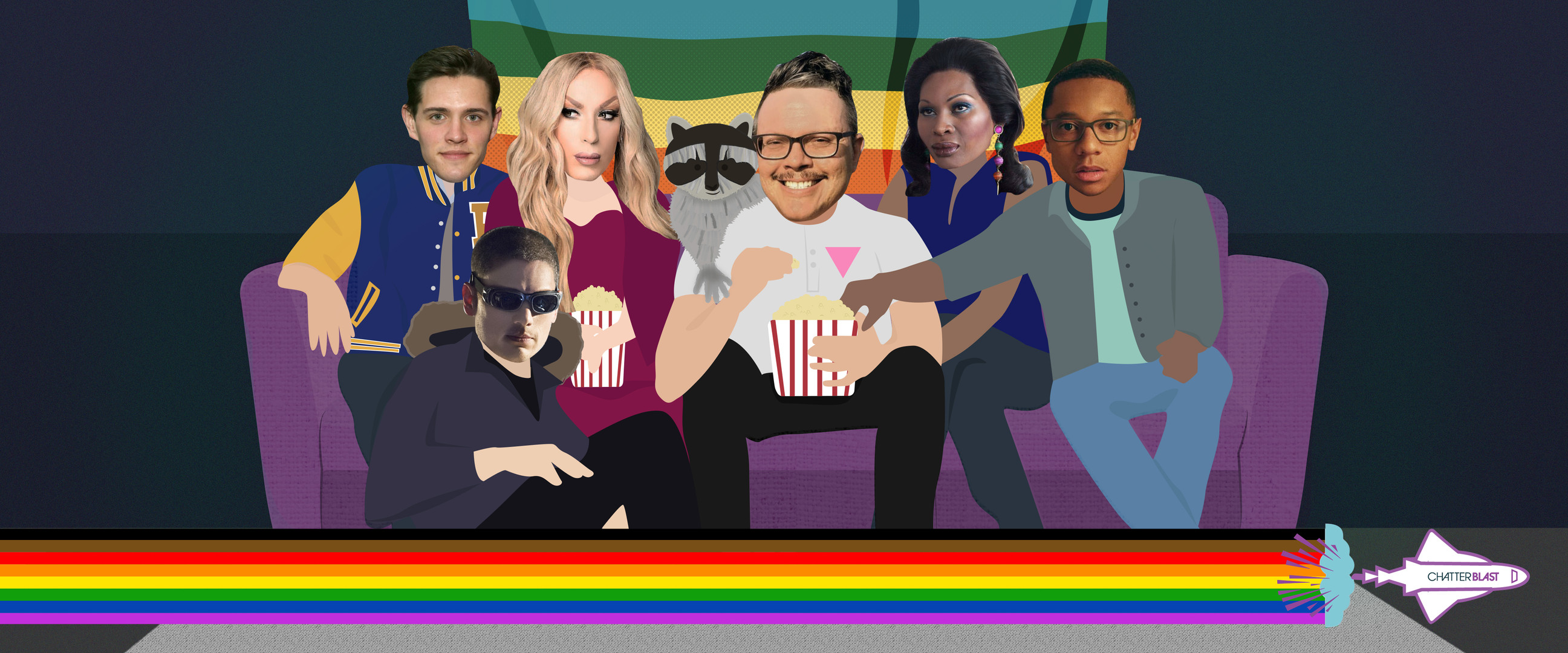 Pride TV: LGBTQ Representation in Video Storytelling