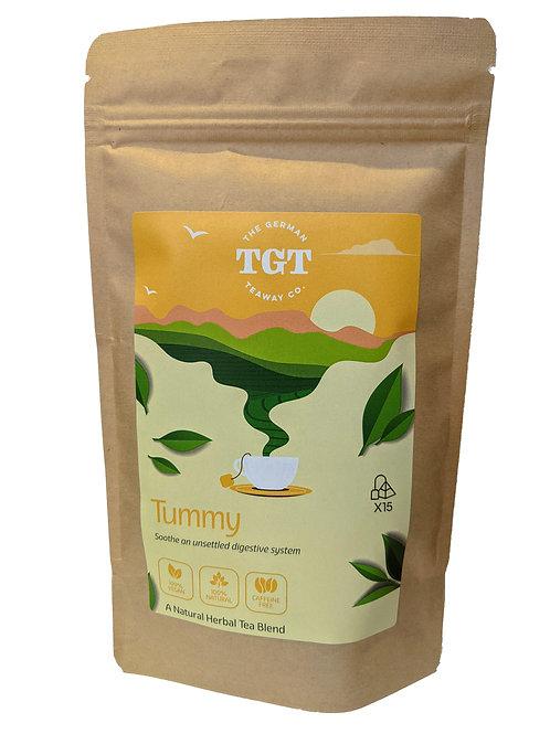 TGT Tummy Tea with Anise, Fennel & Caraway (15 Teabags)