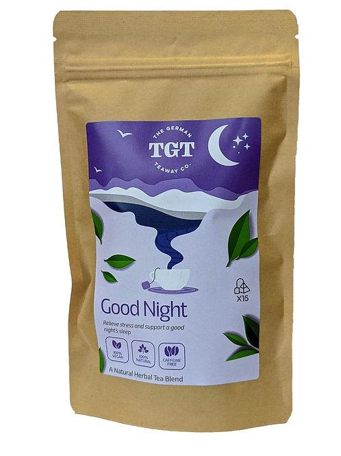 TGT Good Night Tea with Valerian, Lavender & Hops (15 Teabags)