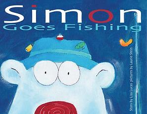 Simon Goes Fishing L Stein