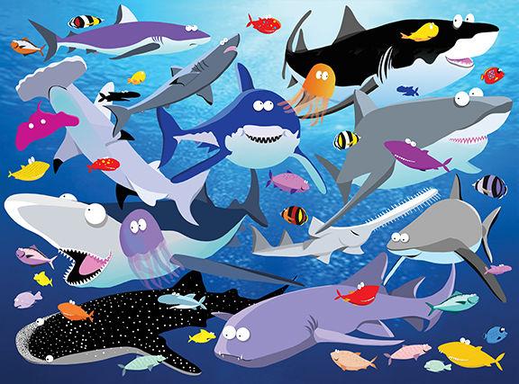 Sharks' Day Off L Stein web.jpg
