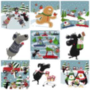 Winter dogs Laurie Stein.jpg