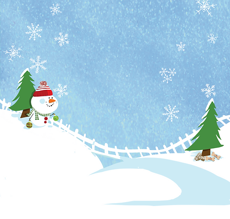 snowman background Laurie Stein.png