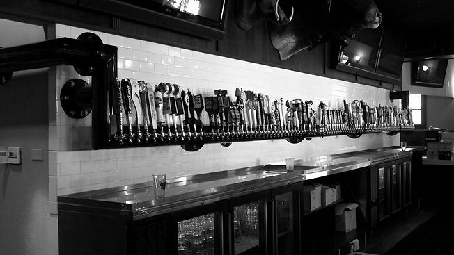 Draft Beer System Custom Tower