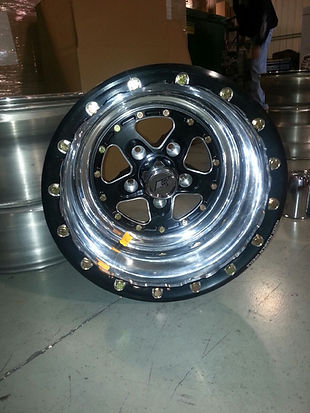Tire Cutting, Tractor pulling, heat treatment, Keizer alluminum wheels, Tractor pulling tire cutting