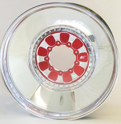 "Keizer 32"" and 38"" aluminum wheels"