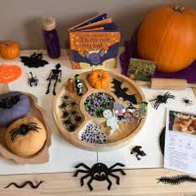 Halloween Crafts and activities Party 2-4 years