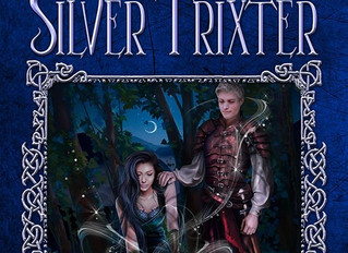 The Night Whisperer and the Silver Trixter Cover Reveal