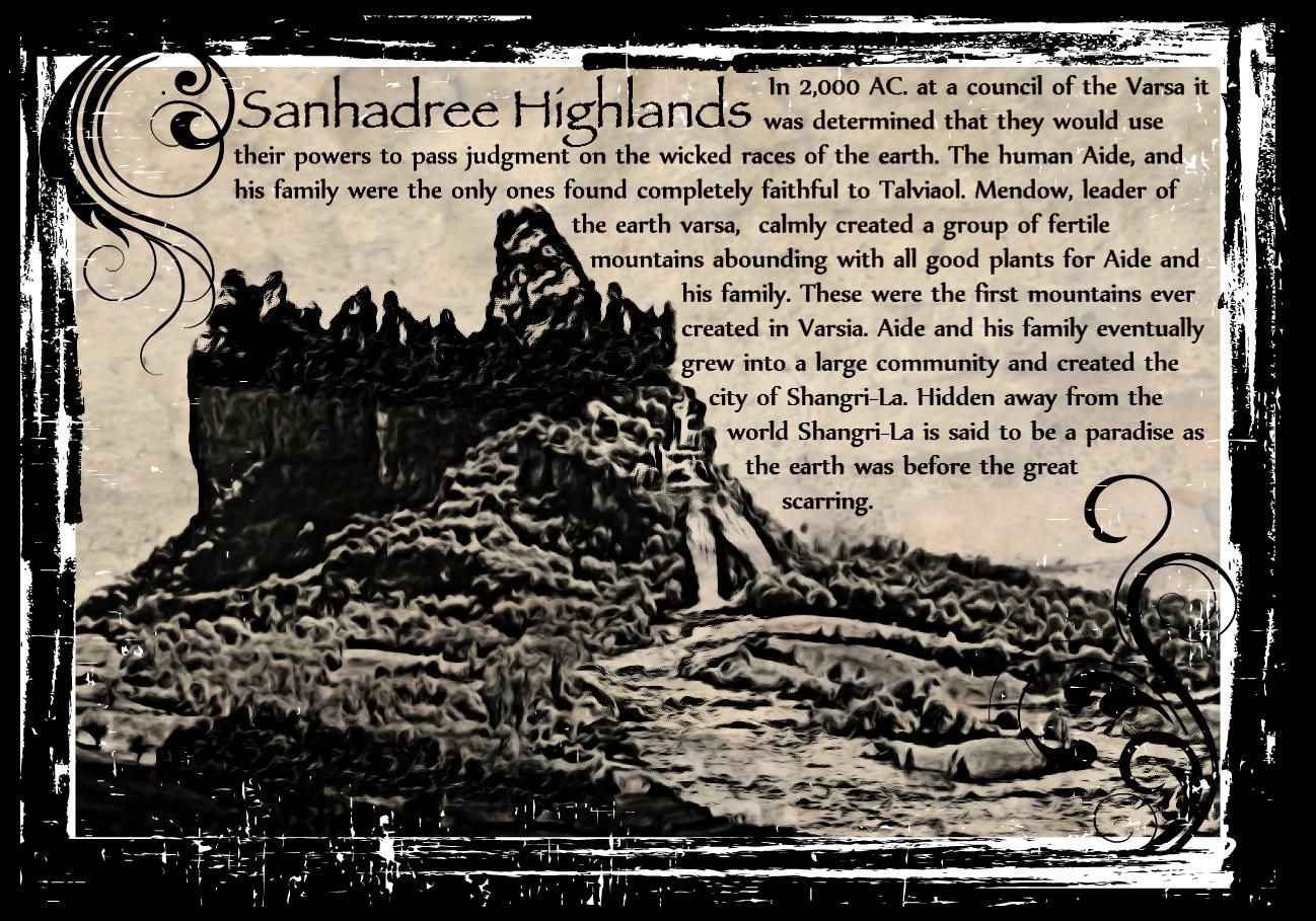 Sanhadree Highlands